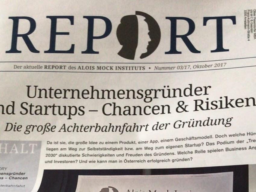 Alois Mock Institut Report Artikel ueber McCube Fertighäuser