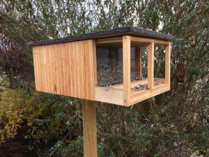 McBird Vogelhaus vom Modulhausanbieter