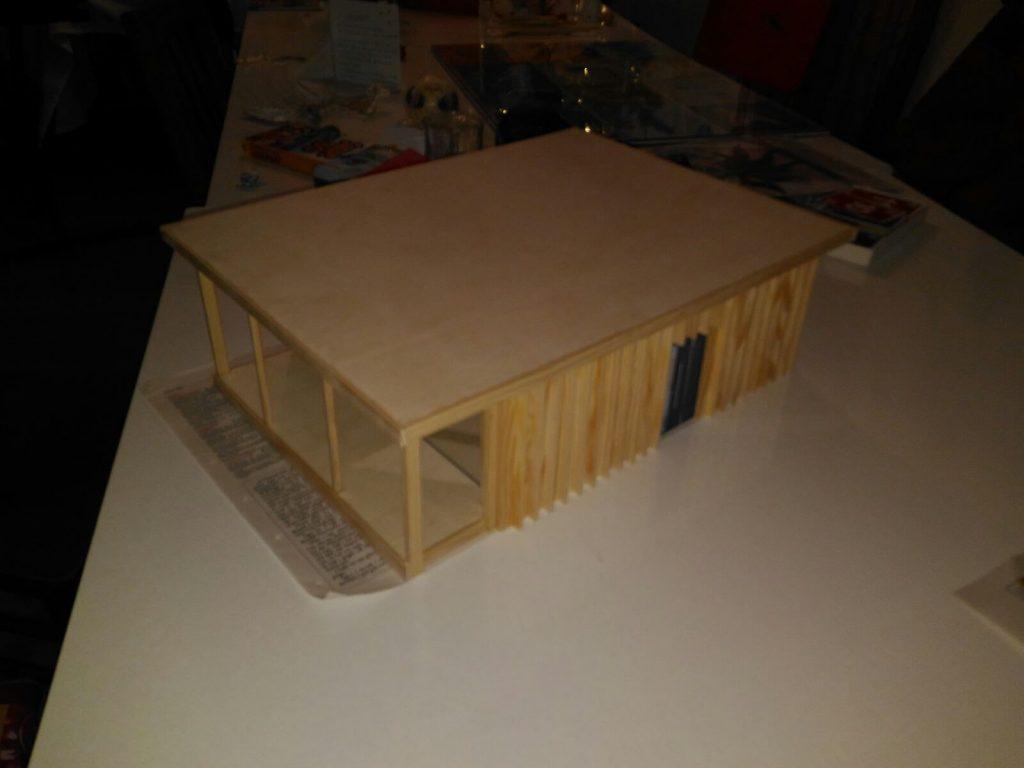 McCube kleines Modell