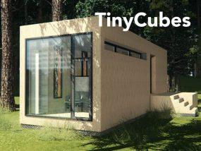 TinyCubes Portfoliobild