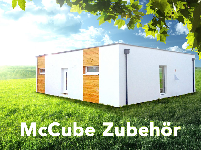 zubeh r f r ihren mccube mccube homes h user zum mitnehmen. Black Bedroom Furniture Sets. Home Design Ideas