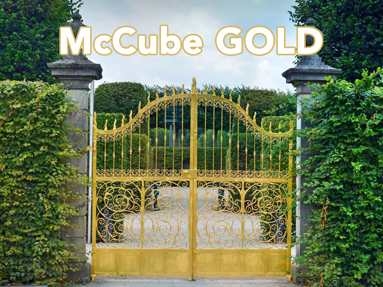 gold-modell