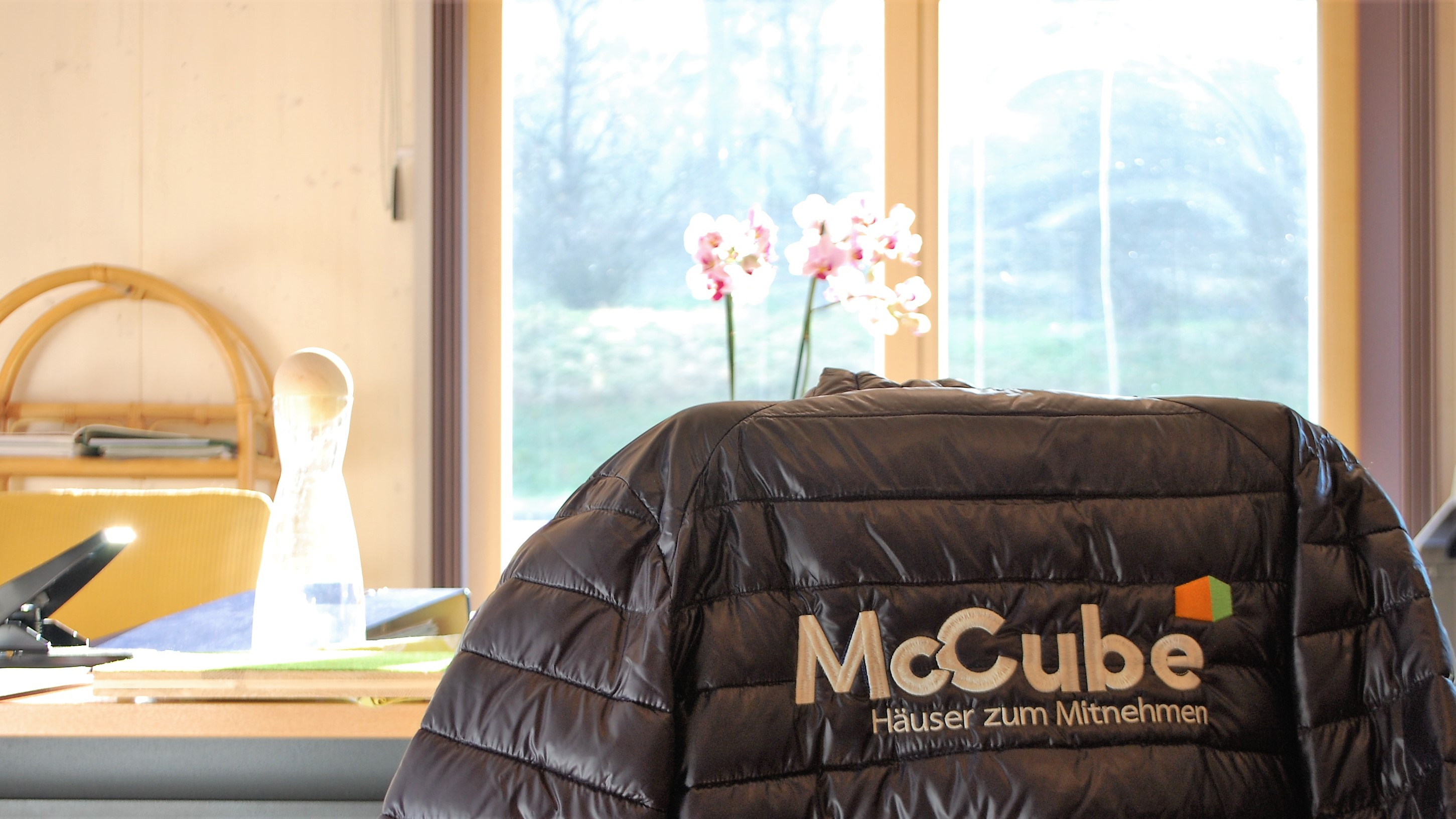 McCube Jacke im Musterhaus