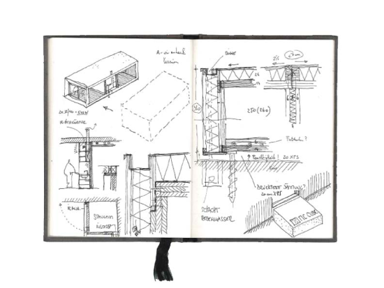 Architekturentwurf McCube von Juri Troy