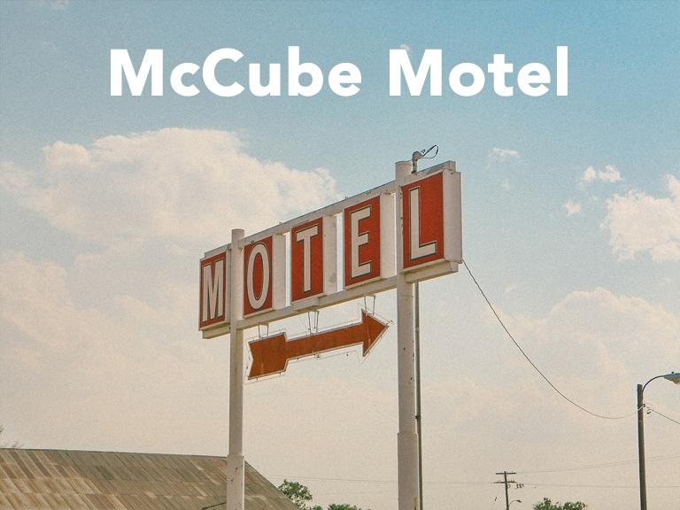 McCube Modulhäuser als Motel