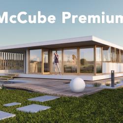 McCube Premium Modell mit Pool