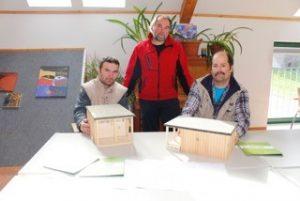 McBird Vogelhaus Tagesstätte Zuversicht Team