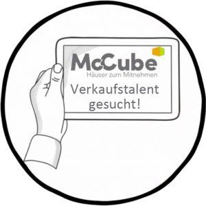 McCube Stellenausschreibung Verkauf